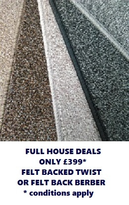 full house deals from £399